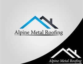 GeoDesign786 tarafından Design a Logo for Alpine Metal Roofing için no 75