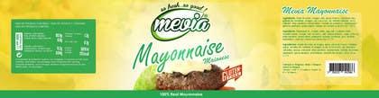 #24 untuk Design a label for Mayonnaise in jars oleh RainMQ