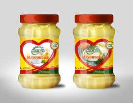 #29 for Design a label for Mayonnaise in jars by Med7008