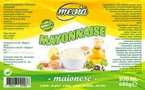 Graphic Design Entri Peraduan #33 for Design a label for Mayonnaise in jars
