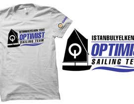 #31 untuk T-Shirt Design for a Sailing Club oleh nikolaipurpura