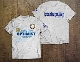 avtoringUK tarafından T-Shirt Design for a Sailing Club için no 18