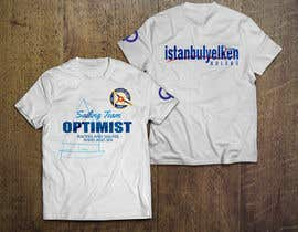 #33 untuk T-Shirt Design for a Sailing Club oleh avtoringUK