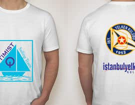 #37 untuk T-Shirt Design for a Sailing Club oleh KaimShaw
