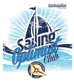 israel8542 tarafından T-Shirt Design for a Sailing Club için no 32