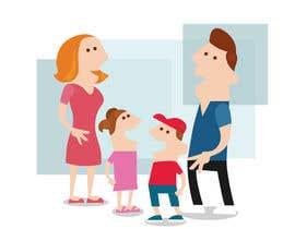 ChivLancer tarafından Design a cartoon family için no 19