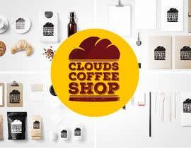 #42 untuk Design a Logo for Clouds Coffee Shop oleh ruizgudiol
