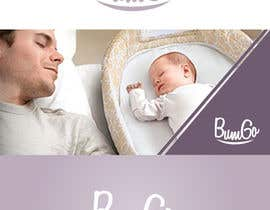 LyonsGroup tarafından Design a Logo for Shnuggle BumGo - The Handy Changing Wrap için no 7