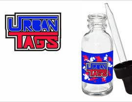 "#21 untuk Design a unique logo for a new e-liquid brand - ""Urban Tags"" oleh edso0007"