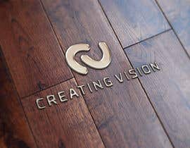 #23 untuk Design a Logo for company called creative vision for marketing oleh Serghii