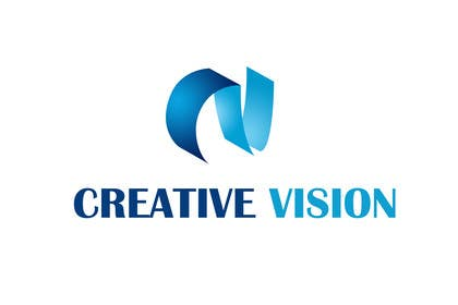 #14 untuk Design a Logo for company called creative vision for marketing oleh akritidas21