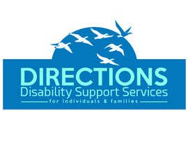 #507 untuk Design a Logo for Directions Disability Support Services oleh sinzcreation