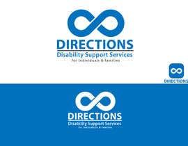 #451 untuk Design a Logo for Directions Disability Support Services oleh unumgrafix