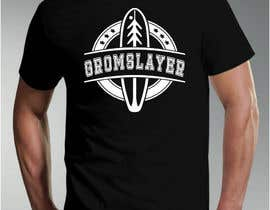 #13 untuk Design a T-Shirt for Gromslayer oleh adobe07