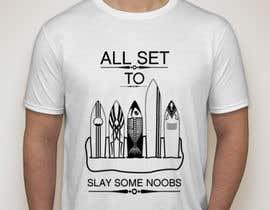 #2 untuk Design a T-Shirt for Gromslayer oleh KaimShaw