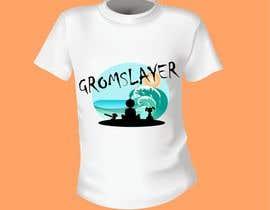 Jelenamd tarafından Design a T-Shirt for Gromslayer için no 26