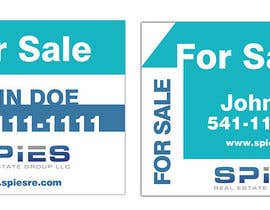 styleworksstudio tarafından Design Real Estate For Sale Signs için no 118