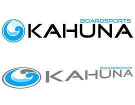 #11 untuk Design a Logo for Kahuna Boardsports oleh desislavsl