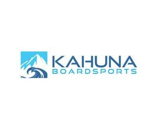 alyymomin tarafından Design a Logo for Kahuna Boardsports için no 7