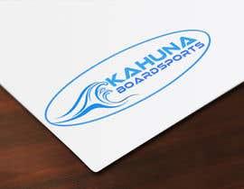 #38 untuk Design a Logo for Kahuna Boardsports oleh ninaekv