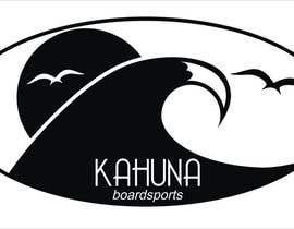#9 untuk Design a Logo for Kahuna Boardsports oleh BlajTeodorMarius