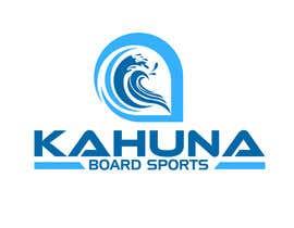 #39 untuk Design a Logo for Kahuna Boardsports oleh designblast001