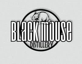 desislavsl tarafından Design a Logo for Black Mouse Distillery için no 11