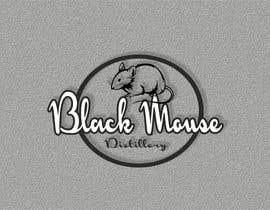 #30 untuk Design a Logo for Black Mouse Distillery oleh desislavsl