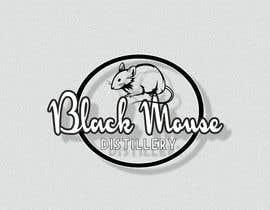 #31 untuk Design a Logo for Black Mouse Distillery oleh desislavsl