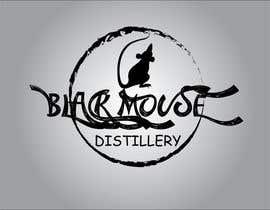 #41 untuk Design a Logo for Black Mouse Distillery oleh uvindudulhara