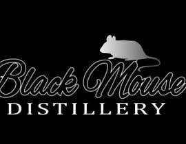 #16 untuk Design a Logo for Black Mouse Distillery oleh chuliejobsjobs