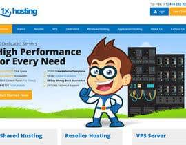 #22 untuk Design a Logo for  1xhosting.com oleh ibrahimduran