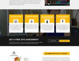 #3 untuk Design a Homepage and 2 Inner Pages oleh webidea12