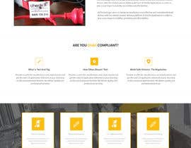 #9 untuk Design a Homepage and 2 Inner Pages oleh ubmtechnologies