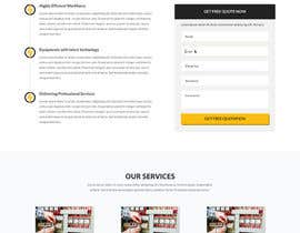 #7 untuk Design a Homepage and 2 Inner Pages oleh rajesh12345