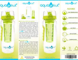 TDuongVn tarafından Create a packaging box for a water bottle için no 22