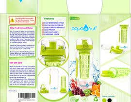 rajkiranchimmani tarafından Create a packaging box for a water bottle için no 7