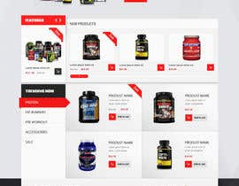 #3 untuk Build an Online Store for a subscription box/supplement retailer oleh designninja1