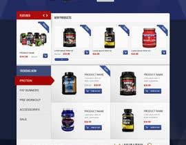 #30 untuk Build an Online Store for a subscription box/supplement retailer oleh designninja1