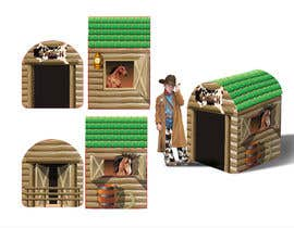 YONWORKS tarafından Graphic Design for Children Playhouses için no 39