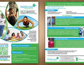 teAmGrafic tarafından Design a 2-sided Flyer(Front & Back) for Weight Loss Program için no 3