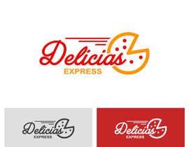 #27 untuk Projetar um Logo for Delícias Express oleh kiethcarlo