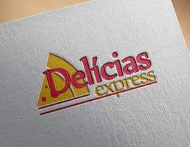 #42 untuk Projetar um Logo for Delícias Express oleh jessidreyes