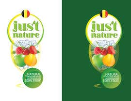 "dilpora tarafından Design a logo for our fruit juice brand: ""Nature Jus't"" için no 86"