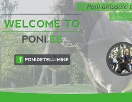 kmsinfotech tarafından Design a Facebook Timeline Banner for Poni.ee için no 28