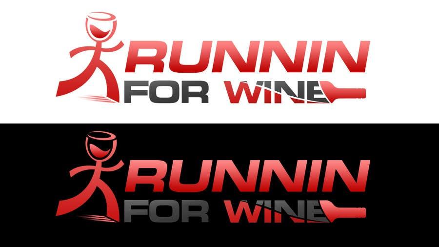 Proposition n°26 du concours Design a Logo for Runnin for Wine