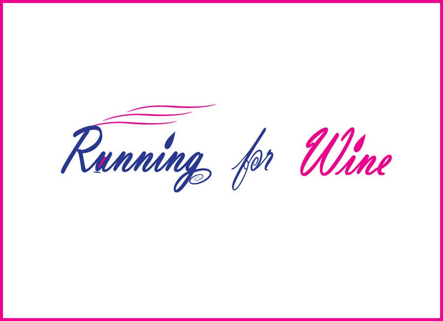 Inscrição nº 23 do Concurso para Design a Logo for Runnin for Wine