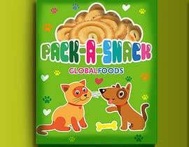 #15 untuk Create Print and Packaging Designs for a Cookie oleh UsagiP