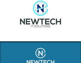 #2 untuk Design a Logo for  NewTech -it solutions oleh ATLANTACREATIVES