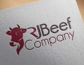amzilyoussef18 tarafından Design a Logo for  RJ Beef Company için no 41